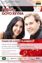 """""""PIANO EN CANTO FLAMENCO"""", en Corp Banca Centro Cultural - Caracas"""