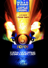 "En Diciembre, del 1ero. al 5: ""5to Festival de Cortometrajes Barquisimeto 2009"""