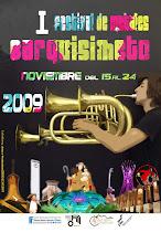 I Festival de Metales Barquisimeto 2009: Del 15 al 24 de Noviembre