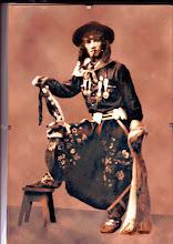 MI PADRE - disfrazado de gaucho-