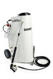pressure washer by daimer