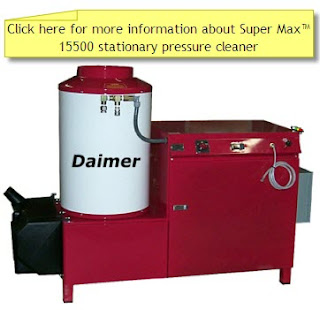 Stationary Cleaning Machines