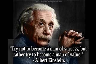Albert Einstein Famous Quotes