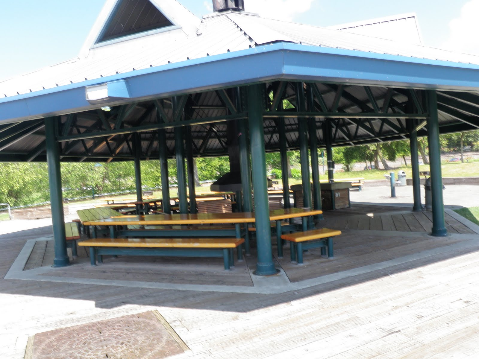 Gene Coulon Memorial Beach Park North Shelter
