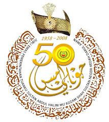 Jubli Emas Pemerintahan KDYMM Tuanku Sultan Kedah Darul Aman