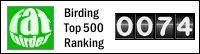 Picture of Top 500 birding websites counter