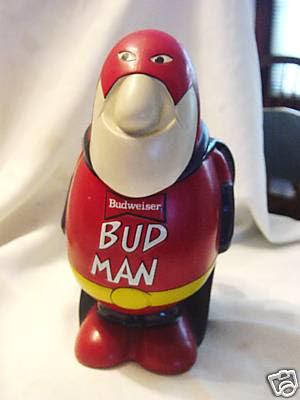 Budman Collectible Mug