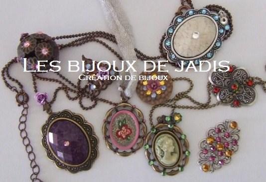 LES BIJOUX DE JADIS