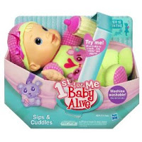 picture regarding Alive Printable Coupon identified as 1st For Me Child Alive Doll - $5.00/1 Printable Coupon