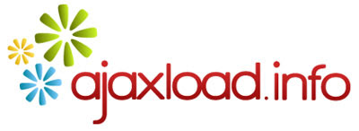Ajax loading icon generator web2.0 service