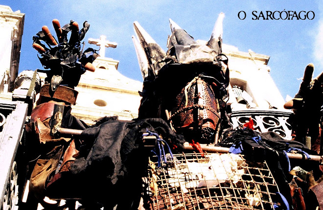 O sarcófago