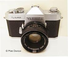 Yashica TL Super 35mm