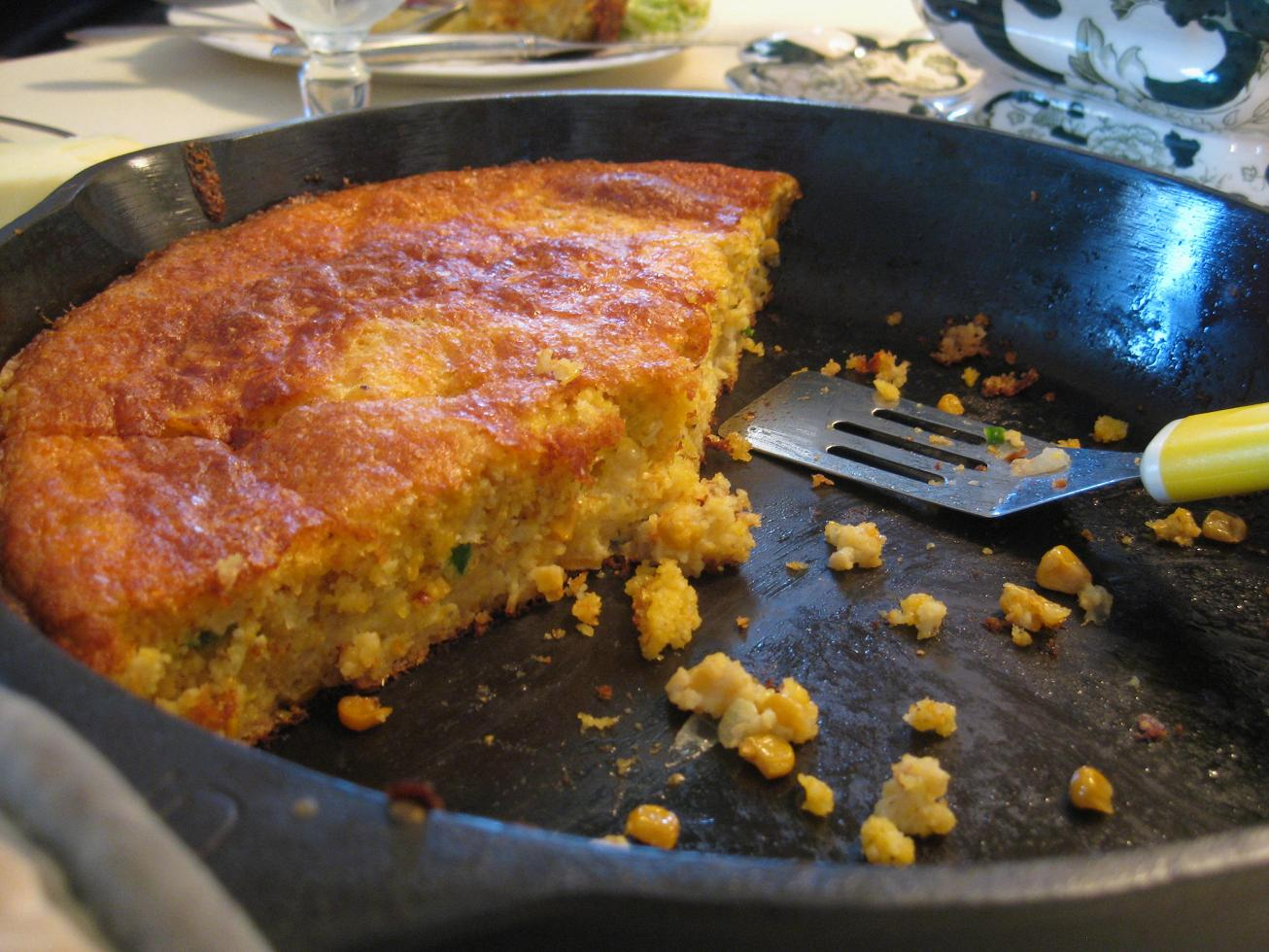 Hill Country Mysteries: Aunt Flossie's Jalapeno Cornbread
