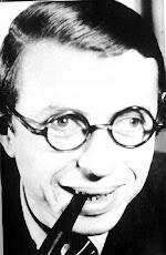 Sartre; Teoría fenomenológica de las emociones, existencialismo y conciencia posicional del mundo.