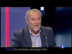 Julio Anguita desenmascara al nuevo orden mundial en el programa '59 segundos'