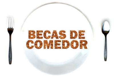 Ampa colegio dehesa del principe for Becas comedor barcelona