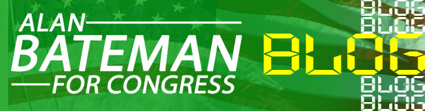 Alan Bateman for Congress :: Official Blog