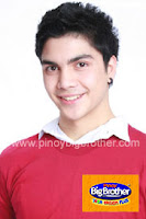 Alex Anselmuccio of Pinoy Big Brother Teen Edition Plus