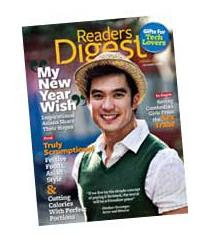 Reader's Digest Magazine Covers