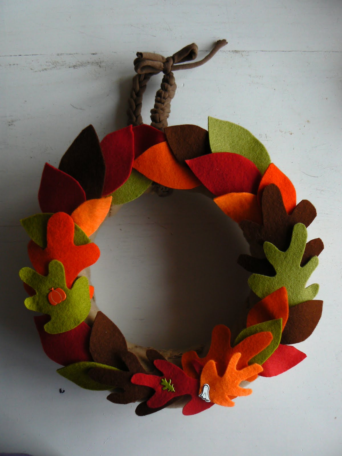 Birds Of A Feather Diy Make Your Own Fall Wreath