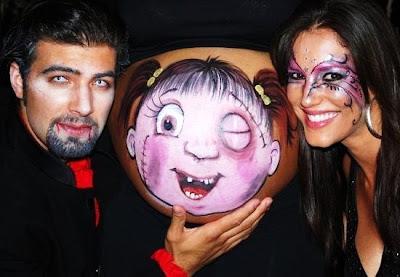 Fiesta de Halloween en Telemundo