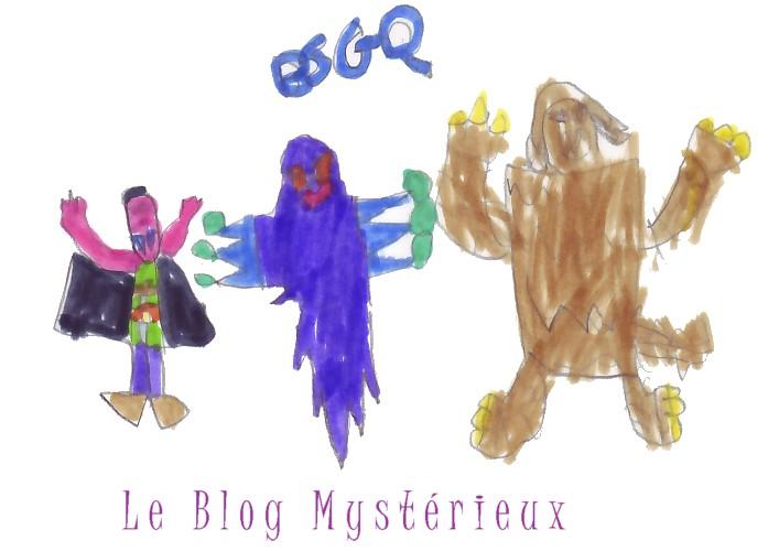Le Blog Mystérieux