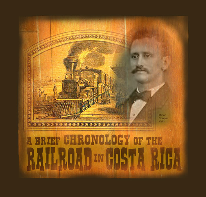 Costa Rica Railroad