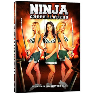 Cheerleader ninjas
