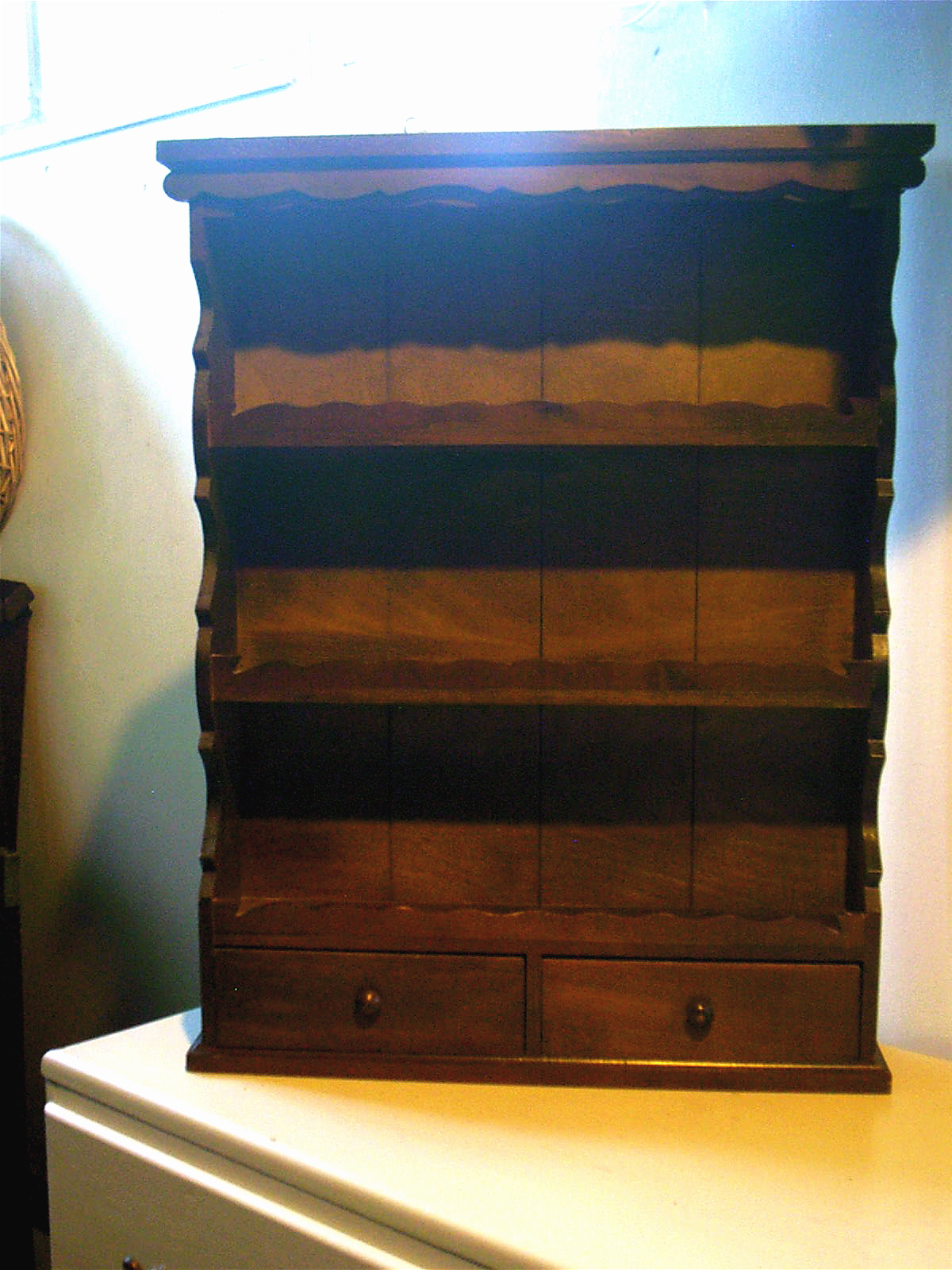 Ash tree cottage new shelf life for Shelf life of paint