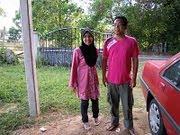 Puteraku Yang Pertama  & Isteri