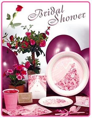 Decoration Ideas For Bridal Shower