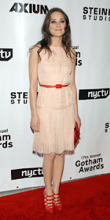 Celebrity style - Marion Cotillard