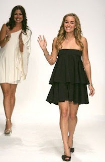 Lauren Conrad - The Hills - Laguna Beach - it's fashion, dahling!
