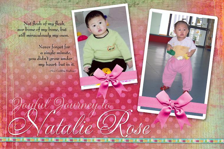 Journey to Natalie Rose Feng