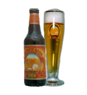 Taybeh Golden beer