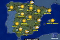 Mapa meteorologico