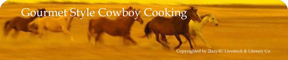 Gourmet Style Cowboy Cooking