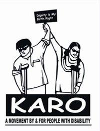 Karnataka Angavikalara Rajya Okkuta  - Movement by and for People with Disability