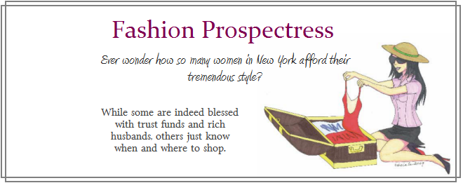 Fashion Prospectress