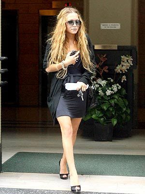 mary kate olsen anorexia. mary kate olsen hairstyle.