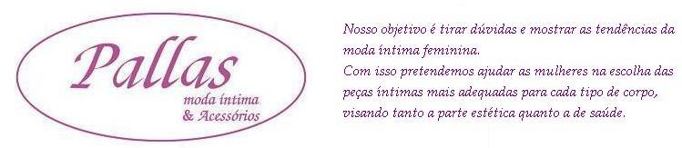 PALLAS MODA INTIMA, PRAIA E FITNESS