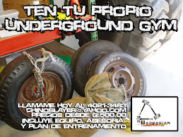 Ten un Underground Gym