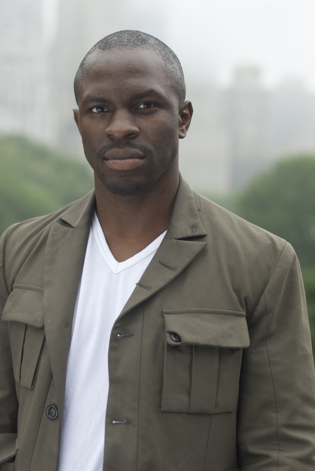 Eights and Weights: Interview with Gbenga Akinnagbe: \