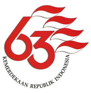 logo HUT 63 Indonesia
