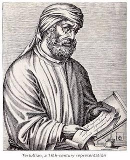 Tertullianus, en av montanisterna