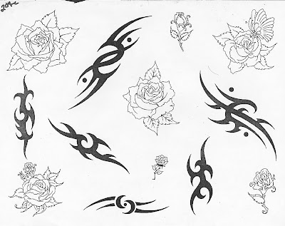 Free tribal tattoo designs 84