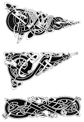 Tattoo Tribal Fire Designs