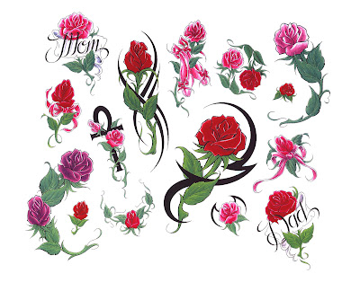 Free tattoo flash designs 7