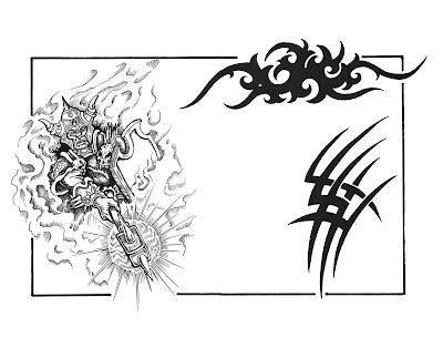 Free tattoo flash designs 101. Free tribal tattoo designs 105 · Free