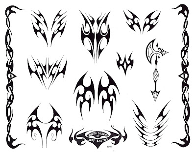 tribal tattoo designs for free. Free tribal tattoo designs 100